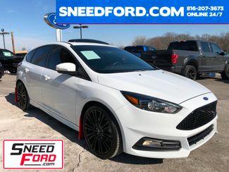 2017 Ford Focus ST in Gower Missouri, 64454