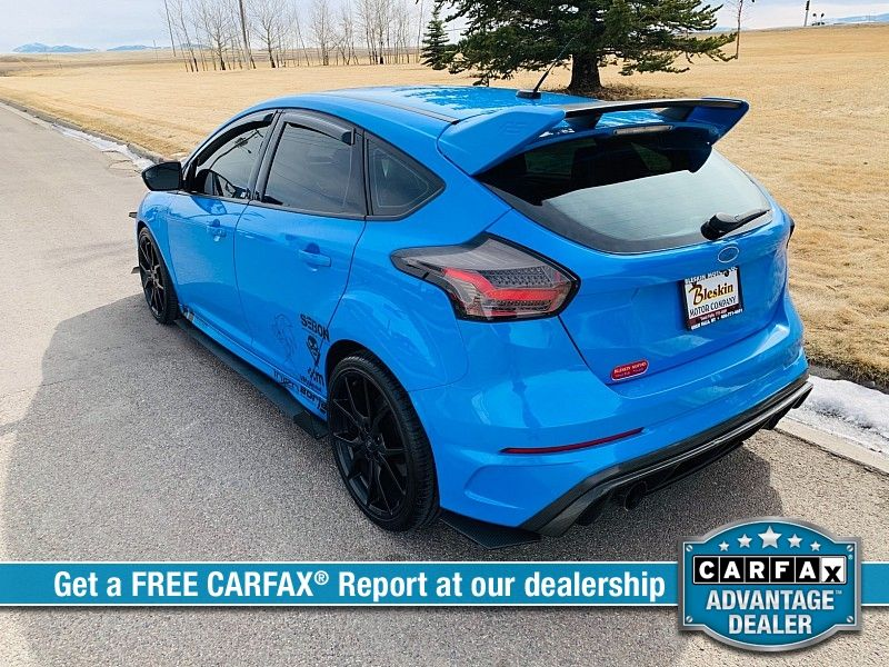 2017 Ford Focus 4d Hatchback RS  city MT  Bleskin Motor Company   in Great Falls, MT