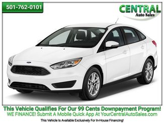 2017 Ford Focus SE   Hot Springs, AR   Central Auto Sales in Hot Springs AR