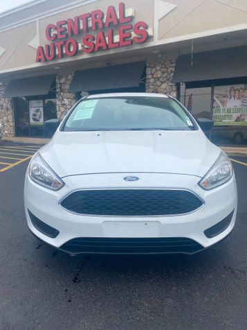 2017 Ford Focus S | Hot Springs, AR | Central Auto Sales in Hot Springs, AR