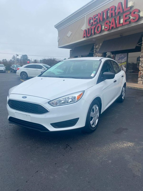 2017 Ford Focus S | Hot Springs, AR | Central Auto Sales in Hot Springs AR
