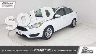 2017 Ford Focus SE  city Louisiana  Billy Navarre Certified  in Lake Charles, Louisiana
