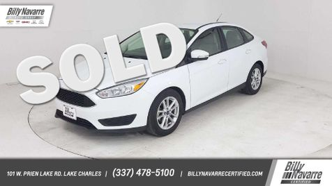 2017 Ford Focus SE in Lake Charles, Louisiana
