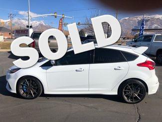 2017 Ford Focus RS in Layton, Utah 84041