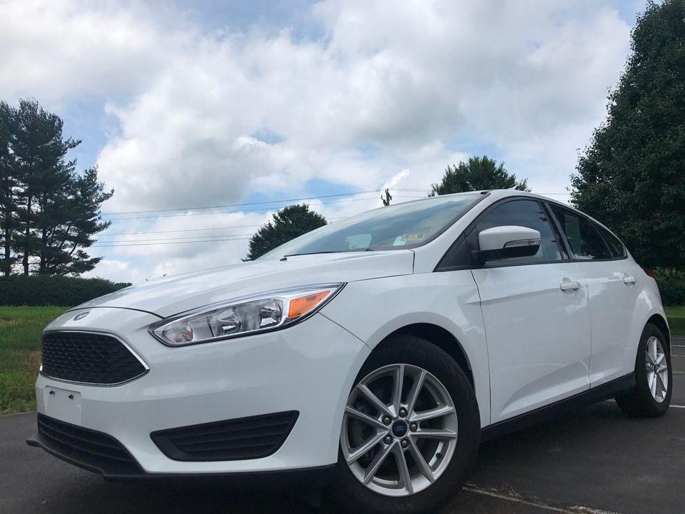 Leesburg Auto Import >> 2017 Ford Focus Se Leesburg Virginia Leesburg Auto Import