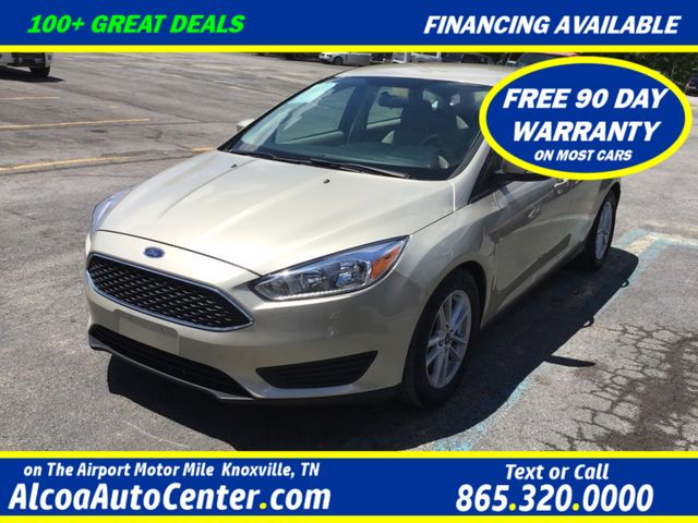 "2017 Ford Focus SE Hatchback 2.0L w/SYNC/Heated Seats/16"" Alloys"