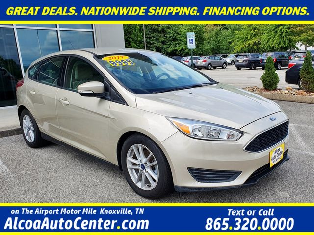 "2017 Ford Focus SE Hatchback 2.0L w/SYNC/Heated Seats/16"" Alloys in Louisville, TN 37777"