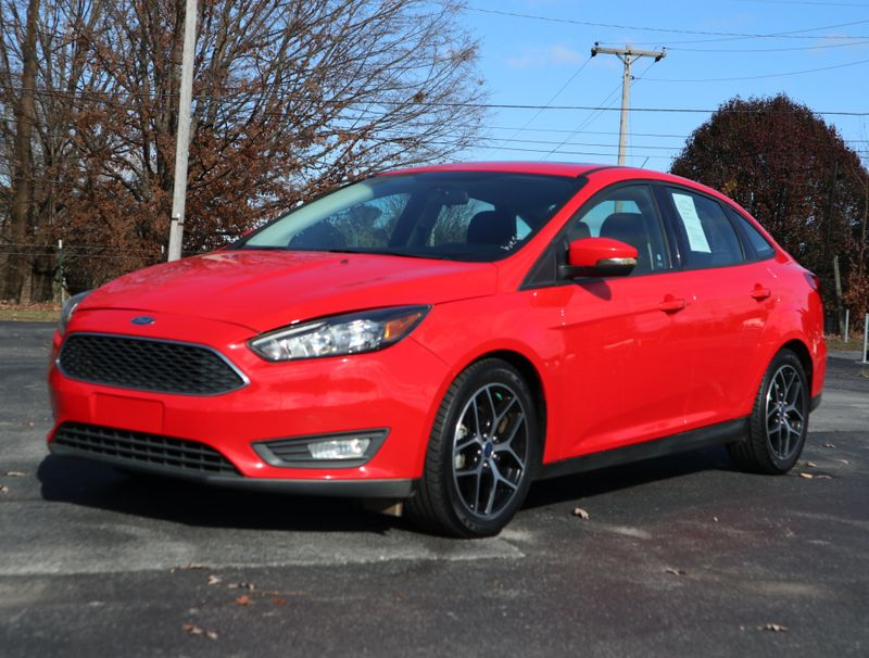 2017 Ford Focus SEL  in Maryville, TN