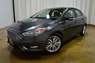 2017 Ford Focus Titanium in Merrillville, IN 46410