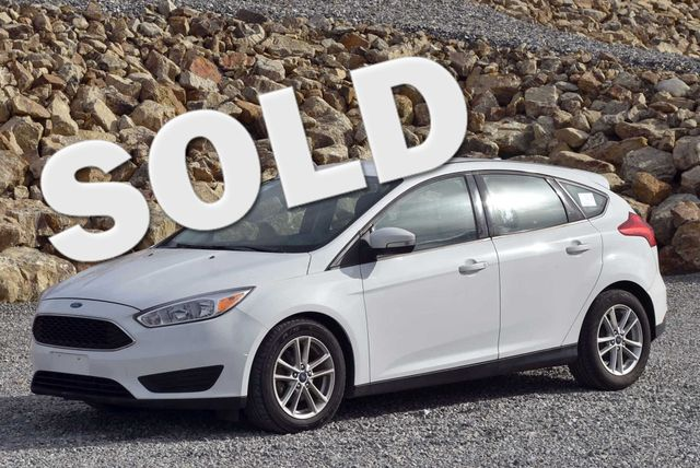 2017 Ford Focus SE Naugatuck, Connecticut