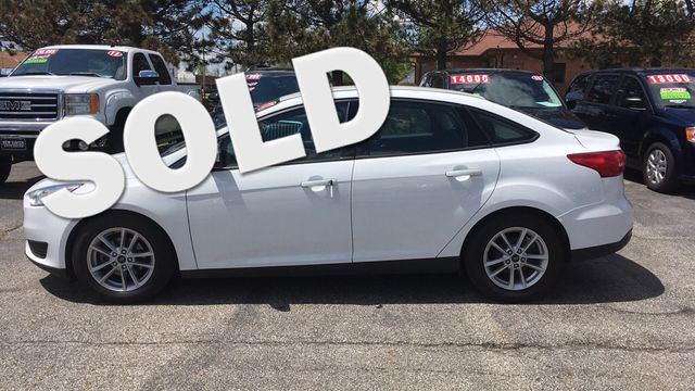 2017 Ford Focus SE Ontario, OH