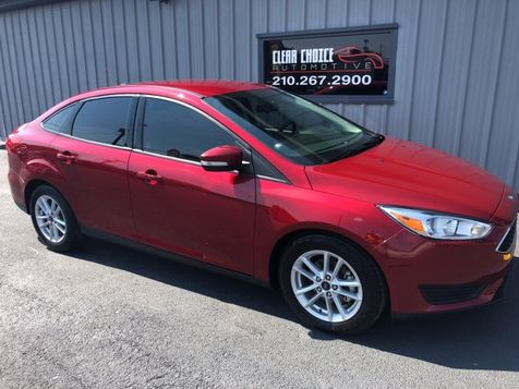2017 Ford Focus SE in San Antonio, TX