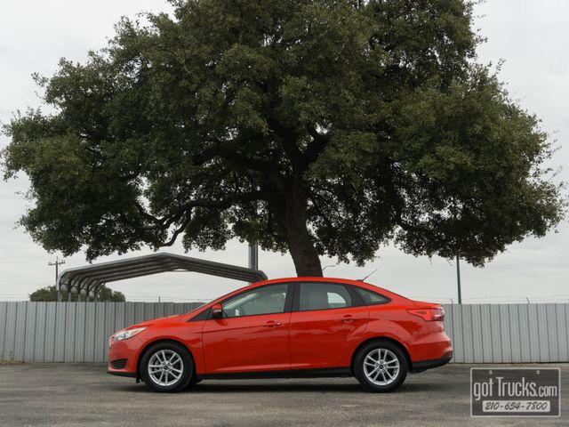 2017 Ford Focus SE 2.0L I4