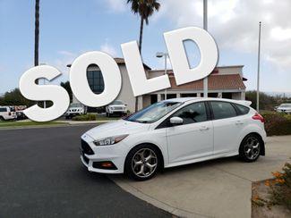 2017 Ford Focus ST   San Luis Obispo, CA   Auto Park Sales & Service in San Luis Obispo CA