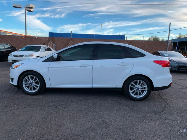 2017 Ford Focus SE 3 MONTH/3,000 MILE NATIONAL POWERTRAIN WARRANTY Mesa, Arizona 1