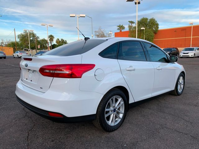 2017 Ford Focus SE 3 MONTH/3,000 MILE NATIONAL POWERTRAIN WARRANTY Mesa, Arizona 4