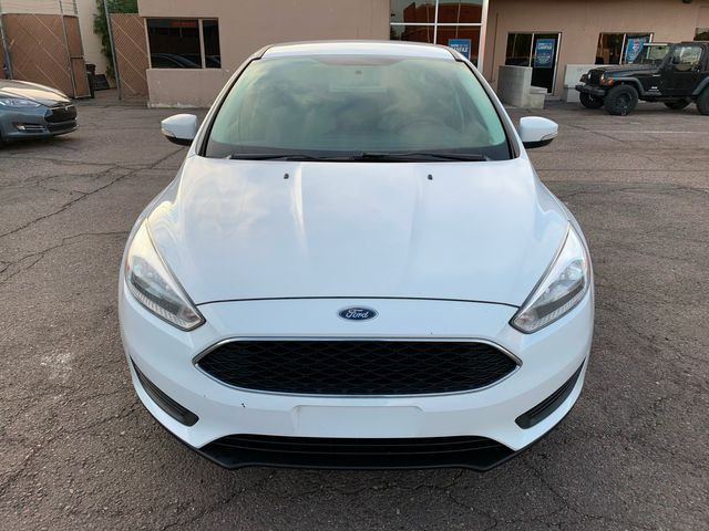 2017 Ford Focus SE 3 MONTH/3,000 MILE NATIONAL POWERTRAIN WARRANTY Mesa, Arizona 5