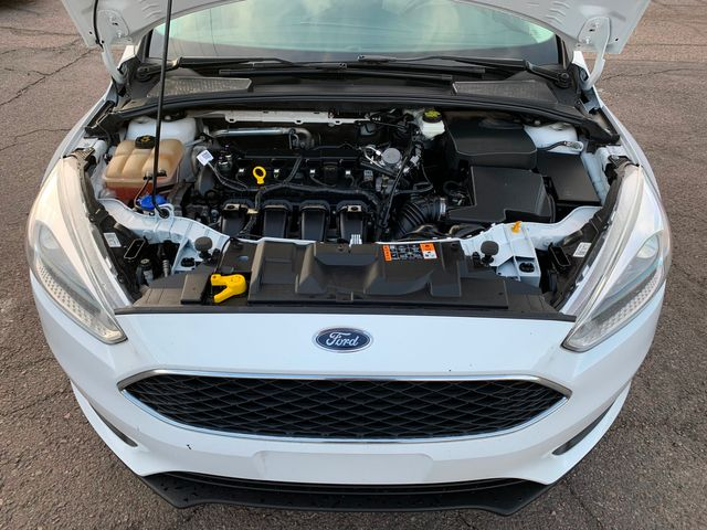 2017 Ford Focus SE 3 MONTH/3,000 MILE NATIONAL POWERTRAIN WARRANTY Mesa, Arizona 6