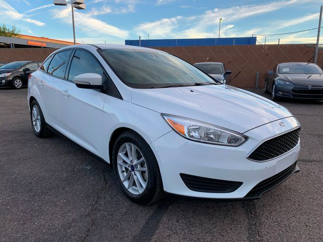 2017 Ford Focus SE 3 MONTH/3,000 MILE NATIONAL POWERTRAIN WARRANTY Mesa, Arizona 7