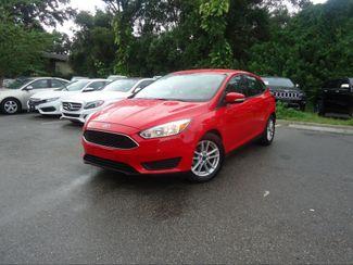 2017 Ford Focus SE HATCHBACK SEFFNER, Florida