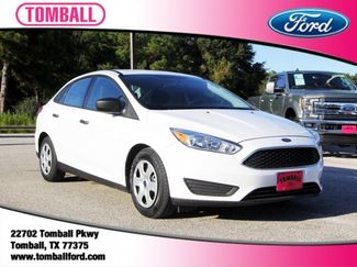 2017 Ford Focus S in Tomball, TX 77375