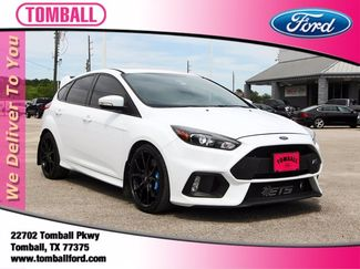 2017 Ford Focus RS in Tomball, TX 77375