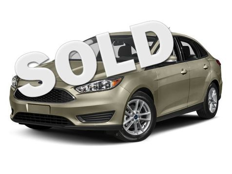2017 Ford Focus SEL in