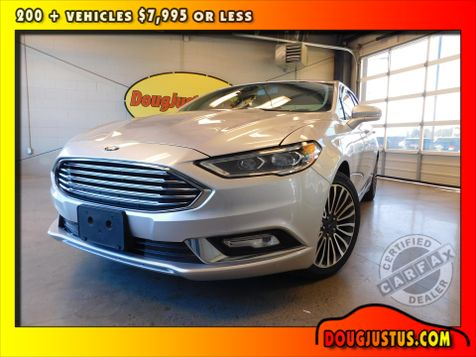 2017 Ford Fusion Titanium in Airport Motor Mile ( Metro Knoxville ), TN