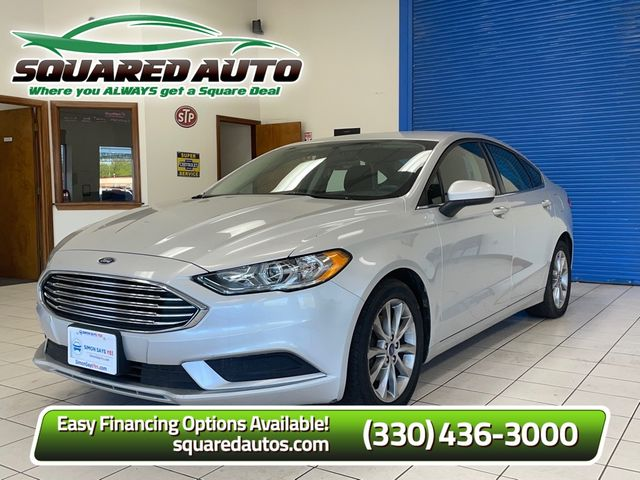 2017 Ford Fusion SE in Akron, OH 44320