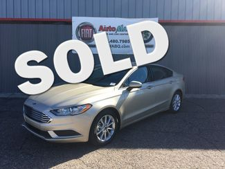 2017 Ford Fusion SE in Albuquerque New Mexico, 87109