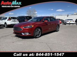2017 Ford Fusion Titanium in Albuquerque, New Mexico 87109