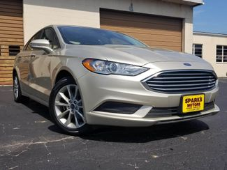 2017 Ford Fusion SE in Bonne Terre, MO 63628