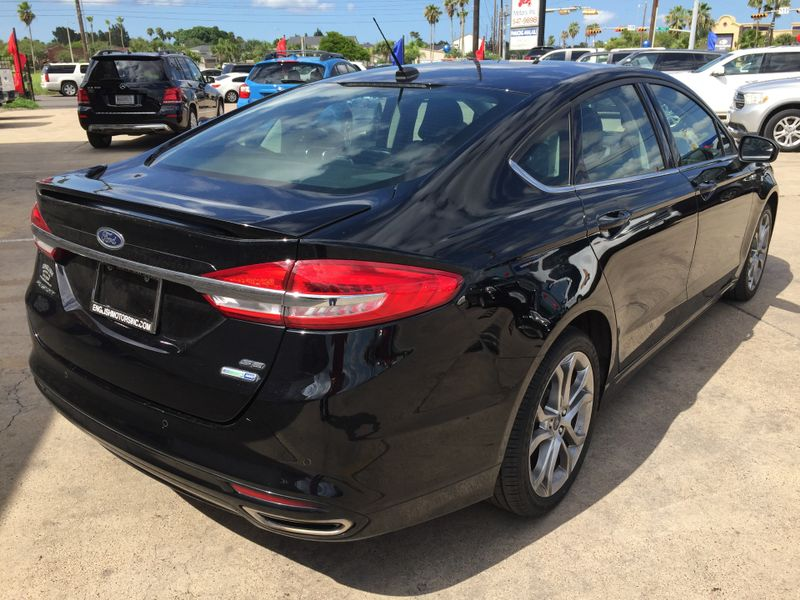 2017 Ford Fusion SE  Brownsville TX  English Motors  in Brownsville, TX