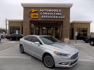 2017 Ford Fusion Titanium in Bullhead City, AZ 86442-6452