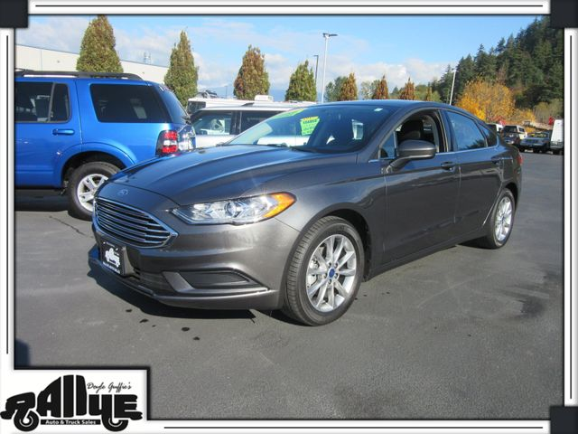 2017 Ford Fusion SE in Burlington WA, 98233
