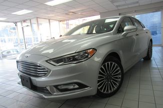 2017 Ford Fusion Titanium W/ BACK UP CAM Chicago, Illinois 3