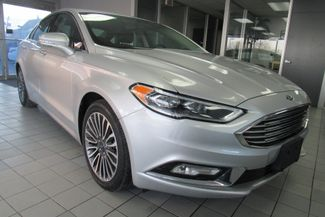 2017 Ford Fusion Titanium W/ BACK UP CAM Chicago, Illinois 1
