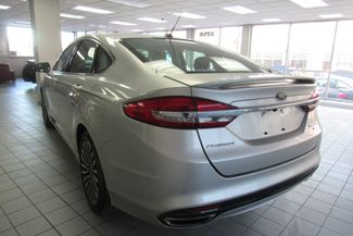 2017 Ford Fusion Titanium W/ BACK UP CAM Chicago, Illinois 4
