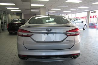2017 Ford Fusion Titanium W/ BACK UP CAM Chicago, Illinois 5
