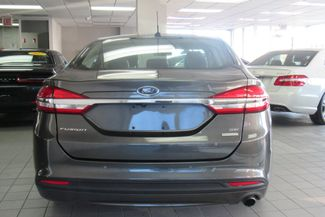 2017 Ford Fusion SE W/ NAVIGATION SYSTEM/ BACK UP CAM Chicago, Illinois 5