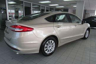 2017 Ford Fusion S W/ BACK UP CAM Chicago, Illinois 9