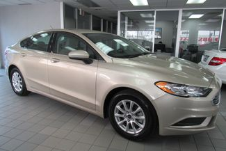 2017 Ford Fusion S W/ BACK UP CAM Chicago, Illinois 3