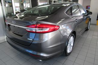 2017 Ford Fusion SE W/ BACK UP CAM Chicago, Illinois 4