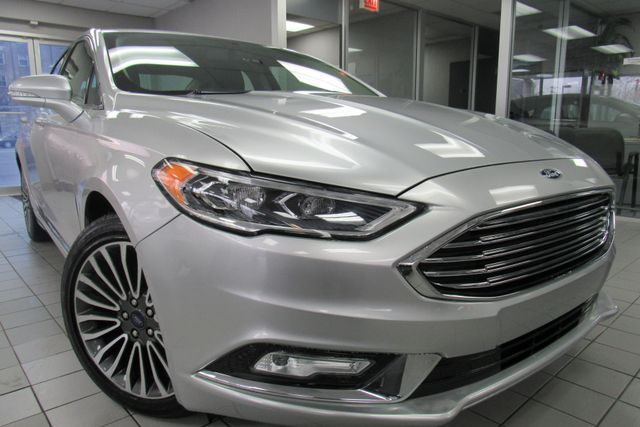 2017 Ford Fusion SE W/ BACK UP CAM Chicago, Illinois 1