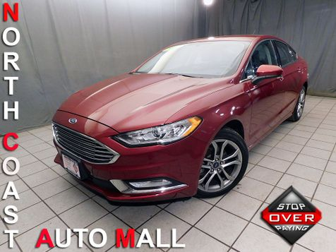 2017 Ford Fusion S in Cleveland, Ohio