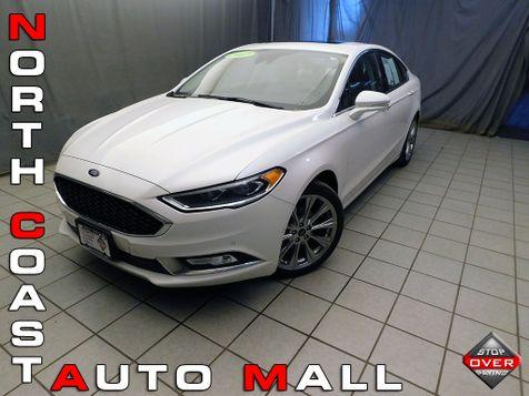 2017 Ford Fusion Titanium in Cleveland, Ohio