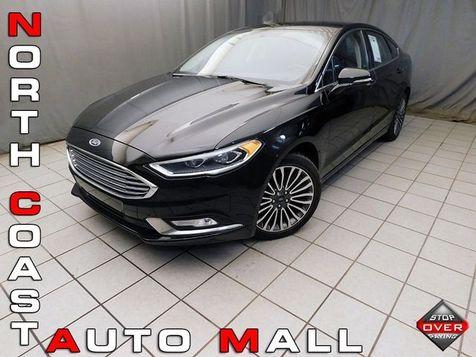 2017 Ford Fusion SE in Cleveland, Ohio