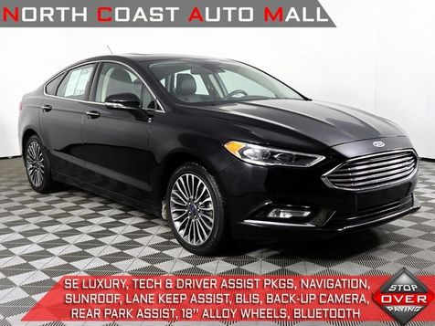2017 Ford Fusion SE in Cleveland, Ohio