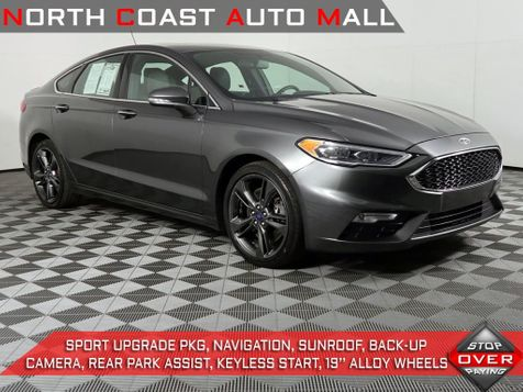 2017 Ford Fusion Sport in Cleveland, Ohio