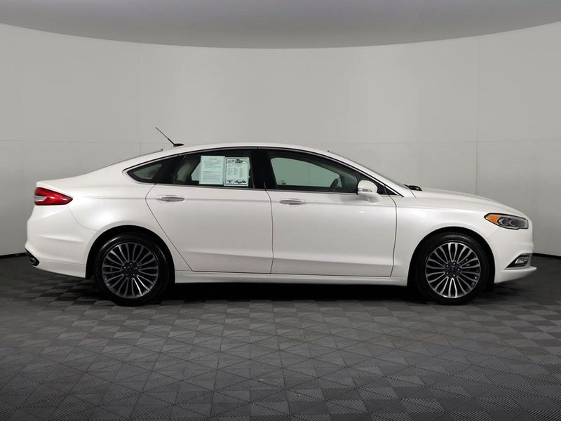 2017 Ford Fusion SE  city Ohio  North Coast Auto Mall of Cleveland  in Cleveland, Ohio